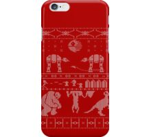 Merry X-Wing! iPhone Case/Skin