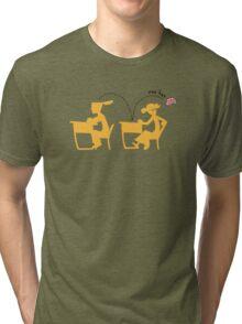 Wee-Hee Tri-blend T-Shirt