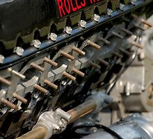 Rolls Royce Merlin by TheRetroJunkie
