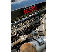 Rolls Royce Merlin Photographic Print