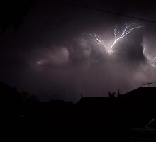 Fingers `when lightning turns evil` by Daniel Rayfield