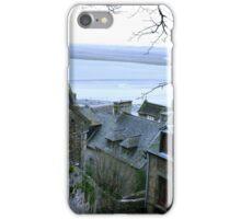 Mont-St-Michel View iPhone Case/Skin
