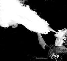 Fire Breather by spazzylemon