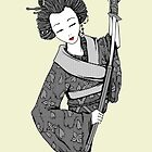 Vecta Geisha 4 by Vecta  Selecta
