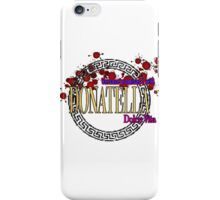 Donatella iPhone Case/Skin