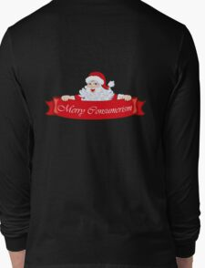 Merry Consumerism Long Sleeve T-Shirt