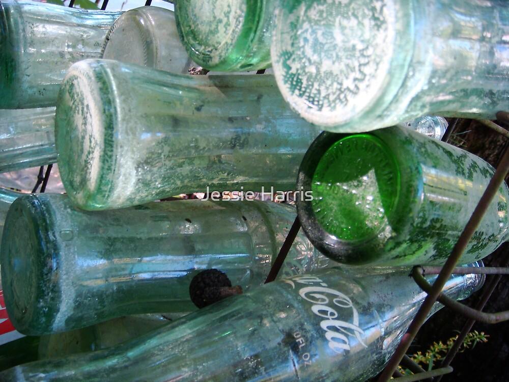 Bottles by Jessie Harris