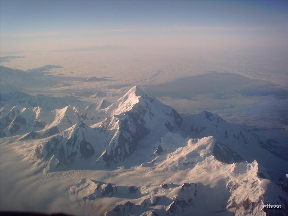 Alaska Mountain by jetbsso