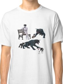 Gozer at the Dog Park Classic T-Shirt