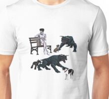 Gozer at the Dog Park Unisex T-Shirt