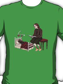 Bedtime for Log T-Shirt
