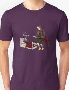 Bedtime for Log Unisex T-Shirt