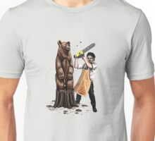 Leatherface's Secret Hobby Unisex T-Shirt