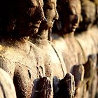 Ancient Buddhas by Dave Lloyd