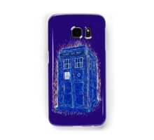 tardis by Vincent Samsung Galaxy Case/Skin