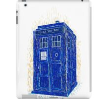 tardis by Vincent iPad Case/Skin