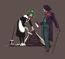 Joker vs. Banksy Kids Clothes