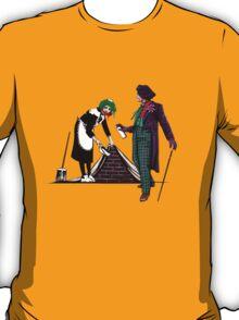 Joker vs. Banksy T-Shirt