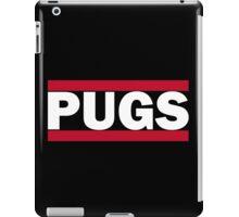 RUN PUGS iPad Case/Skin
