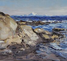 The Mt. Baker Reach by TerrillWelch