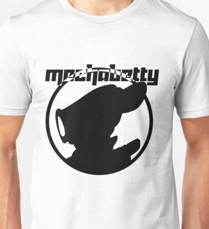 MechaBetty logo Unisex T-Shirt