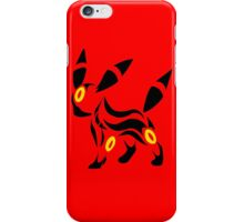 Tribal Umbreon iPhone Case/Skin