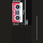 Dale Cooper's Tape Recorder (Diane) iPhone Case  by mess
