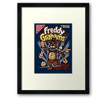 Freddy Grahams Framed Print