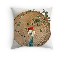 Ikebana-062 Throw Pillow