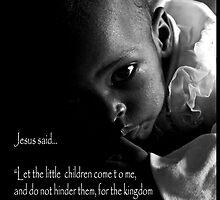 Let the children come unto me... by Scott Denny