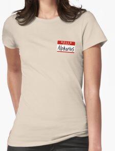 I Am Legion Womens Fitted T-Shirt