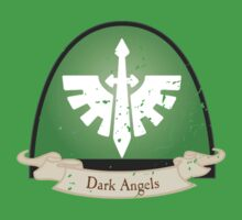 Dark Angels - Chapter - Warhammer by moombax