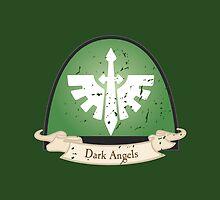 Dark Angels - Chapter - Warhammer by moombax