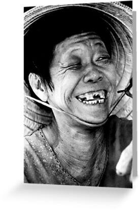 toothless grin by deborah parker