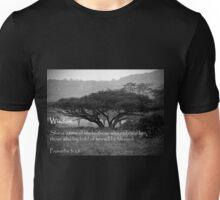 Wisdom...Tree of Life Unisex T-Shirt
