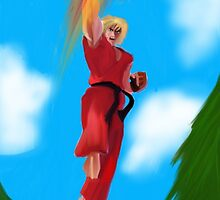 Ken Masters by Japoland