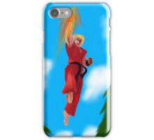 Ken Masters iPhone Case/Skin