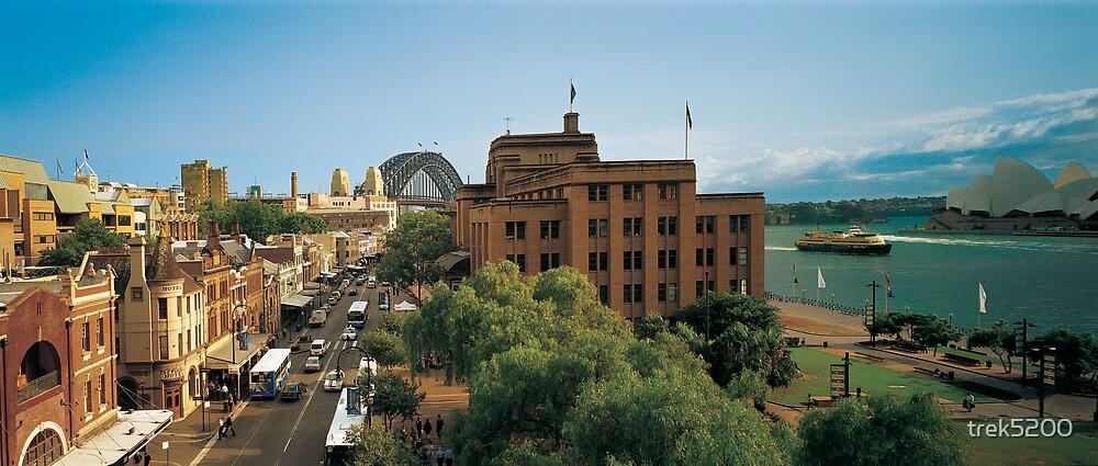 Rocks- Sydney by trek5200