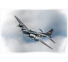 Memphis Belle - B-17 Poster