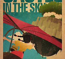 Castle in the Sky by James Bacon