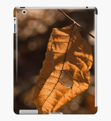No Rush iPad Case/Skin