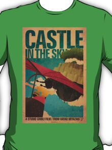 Castle in the Sky T-Shirt