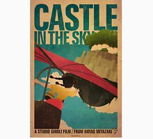 Castle in the Sky Unisex T-Shirt