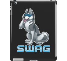 SWAG Husky iPad Case/Skin