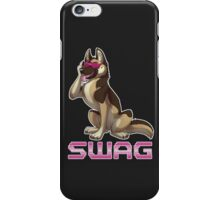 SWAG G-Shep iPhone Case/Skin