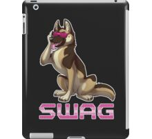 SWAG G-Shep iPad Case/Skin