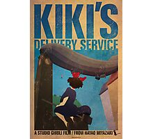 Kiki's Delivery Service Photographic Print