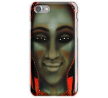 the masai iPhone Case/Skin