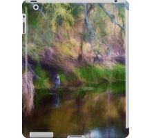 Rural Florida Morning iPad Case/Skin