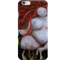 Goddess of Earth and Fire iPhone Case/Skin